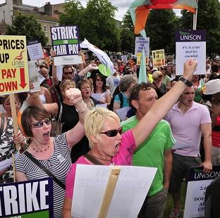 Braintree and Witham Times: Trade unions are balloting workers on strike action