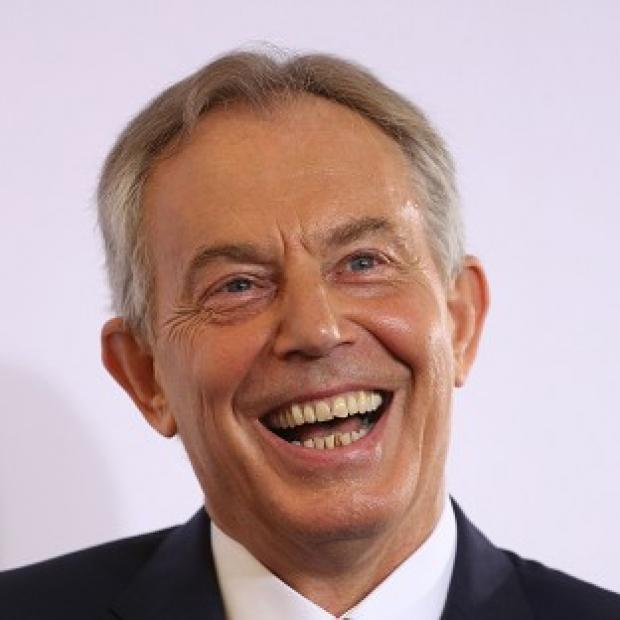 Braintree and Witham Times: Tony Blair