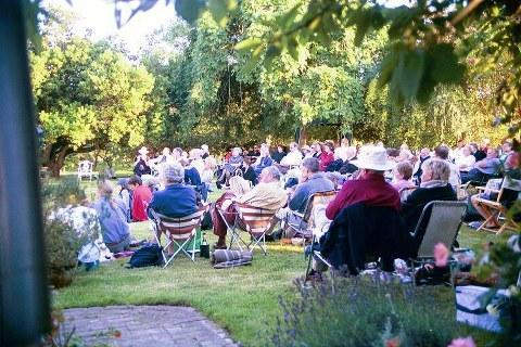 Opera in the Orchard returns