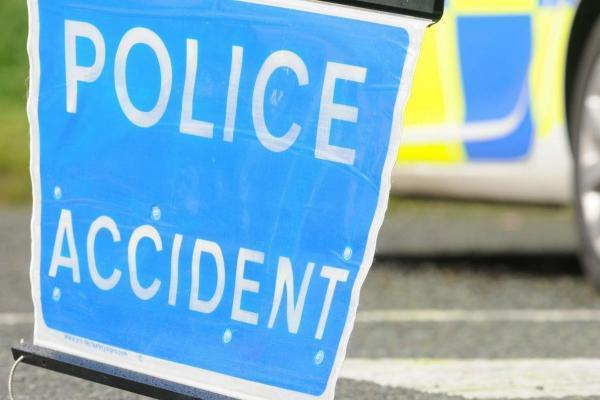Accident on A12 involving five vehicles