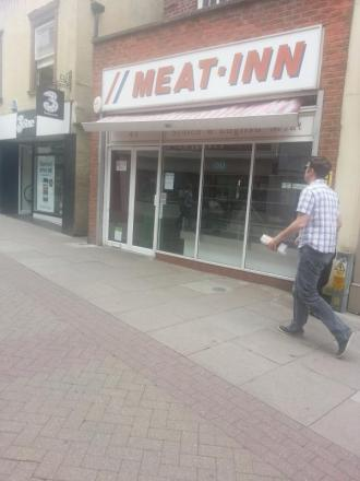The Meat Inn shut its doors for the final time last wee