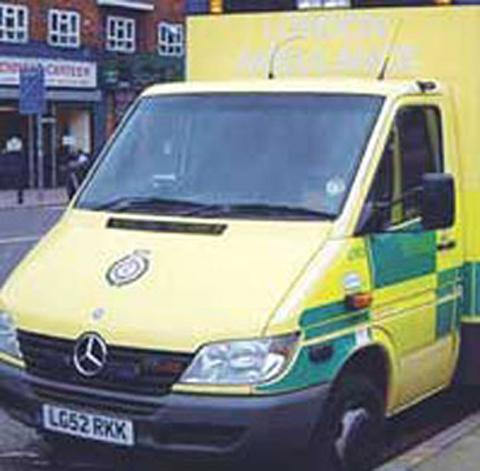 Ambulance service gets top marks