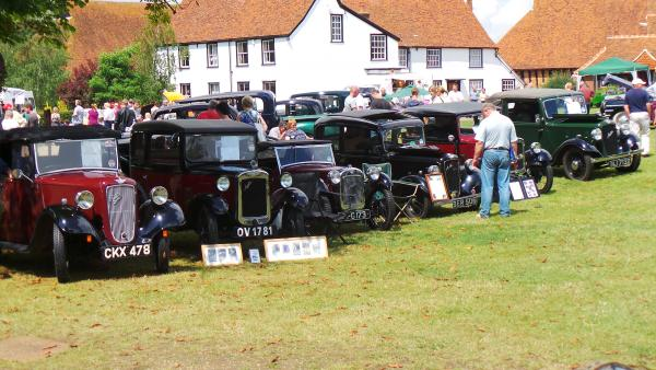 Car and motorbike show proved popular