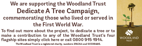 Braintree and Witham Times: Woodland Trust