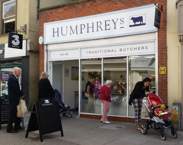 Humphrey's has opened on the former site of Meat Inn