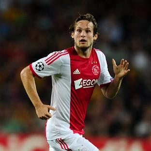 Ajax want to keep M