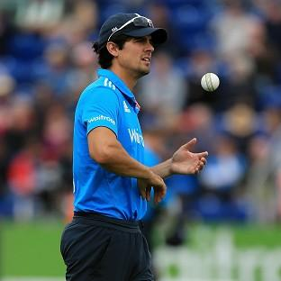 Alastair Cook has much to ponder ahead of the second one-day
