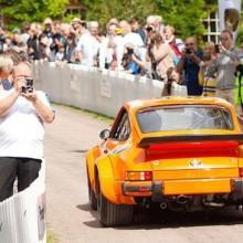 Car enthusiasts' heaven at Hedingham Castle this weekend