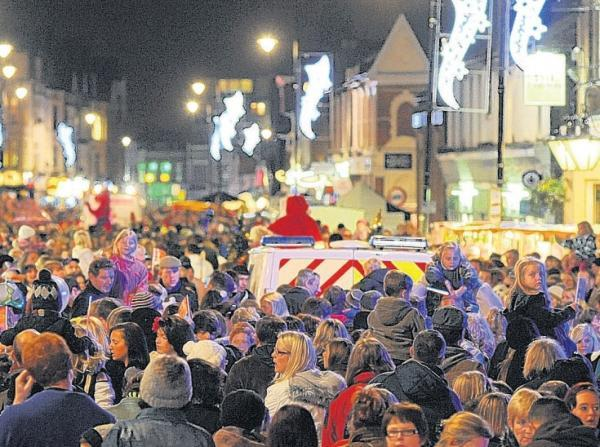 Popular - and the Leigh Lights will be extended this year