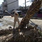 Braintree and Witham Times: Hurricane Odile left a trail of destruction when it hit the Baja California Peninsular