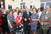 The official opening of the Archer Community Centre