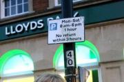 Parking restrictions 'stunting the growth of the town'