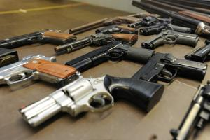 Braintree Police deal with four incidents concerning illegal firearms or ammunition in a year