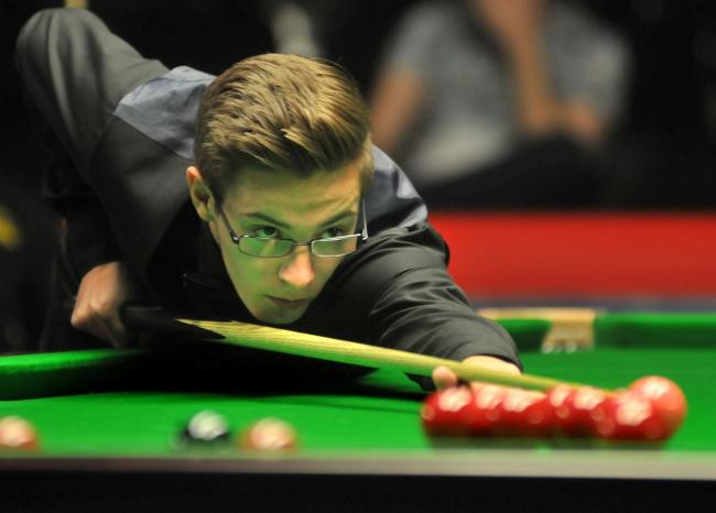 Leeds fan Carty enjoyed a fortnight to remember as the Whites were crowned champions and he experienced the Crucible baize for the first time