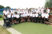 Year Six leavers at Powers Hall Academy in Witham, pictured earlier this year, achieved a 100% pass rate in their Key Stage Two tests