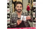 X Factor winner Ben Haenow is hopeful he can secure the 2014 Christmas number one