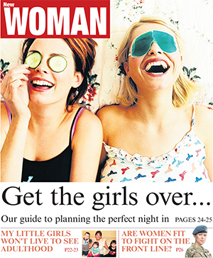 Braintree and Witham Times: Gaz New Woman 29 12 14