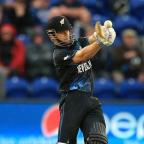 Braintree and Witham Times:  New Zealand's Kane Williamson came close to a century