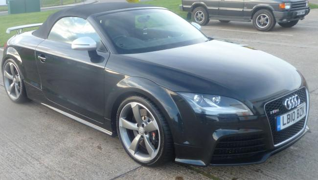 Police Believe Stolen Audi Is Now Bearing Number Plate Of Another - Audi car number