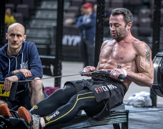 Gym owner in world fitness finals