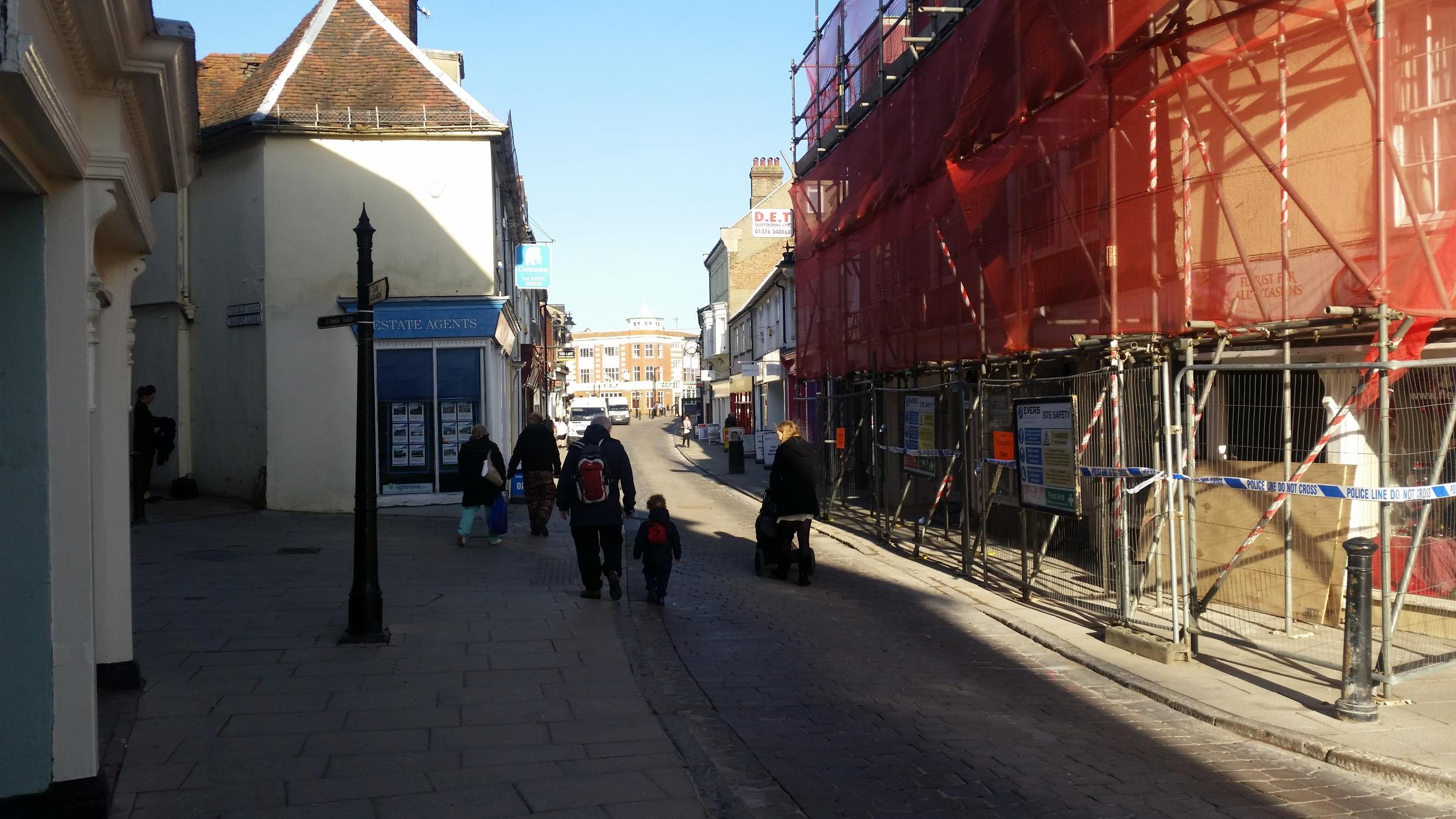 'Now's the time to trial closing High St to traffic'