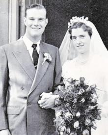 June and Alan Mansfield