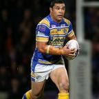 Braintree and Witham Times: Kylie Leuluai will end his Leeds career on Saturday