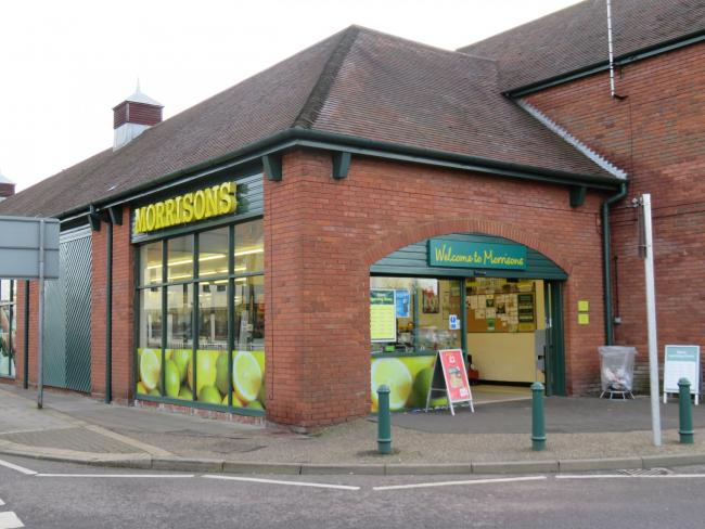 Morrisons Store In Rayne Road Braintree Proposed To Close
