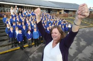 Braintree and Witham Times: Outstanding: Braintree primary school celebrates its best ever Ofsted report