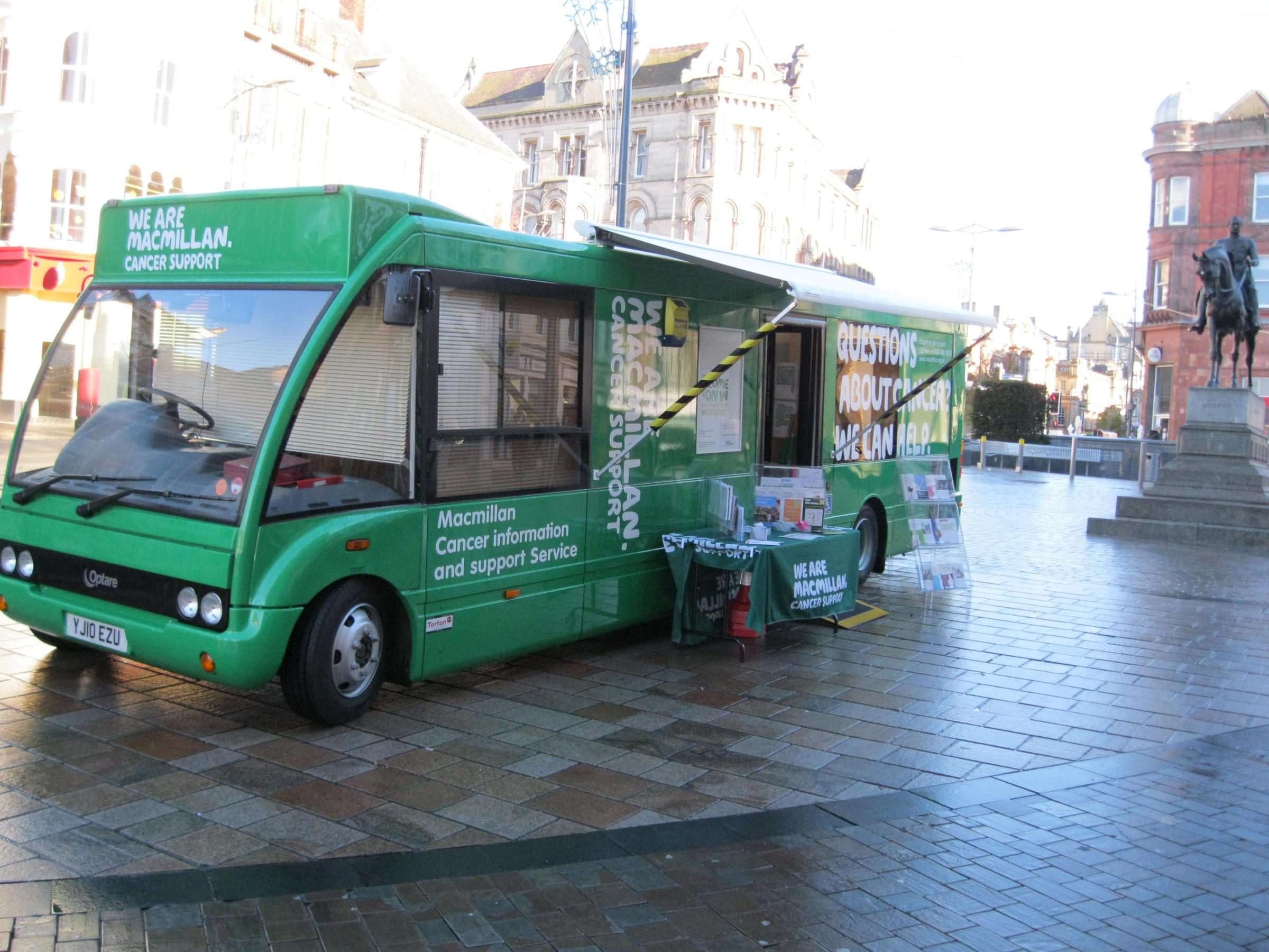 Macmillan Cancer Support Information Service in Clacton