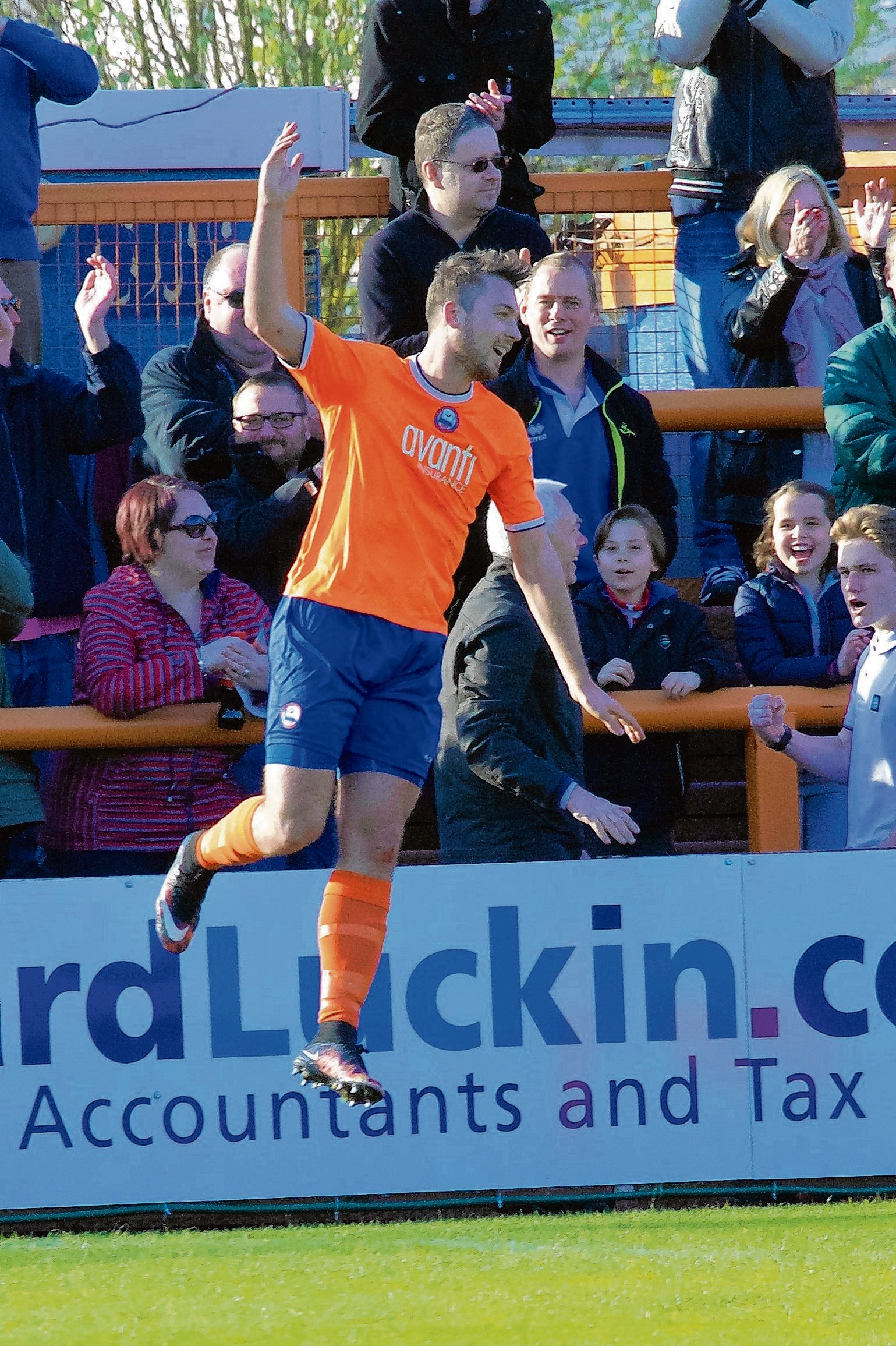 Stunning fightback sees Braintree book their place in FA Cup first round draw