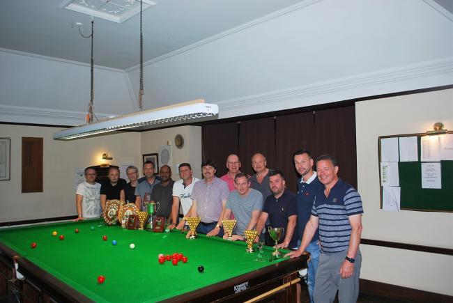 Braintree League Mark A Season Of Successes Braintree And Witham Times - Ballard pool table
