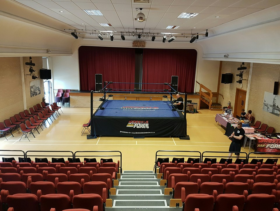 Wrestling Extravaganza, Walton on the Naze