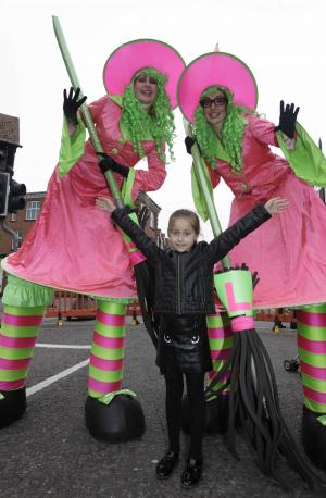 Braintree and Witham Times: GALLERY: Thousands gather for Witham International Puppet Festival