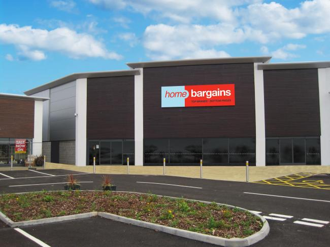 Home Bargains To Open Clacton Store On Saturday Creating Up To 50
