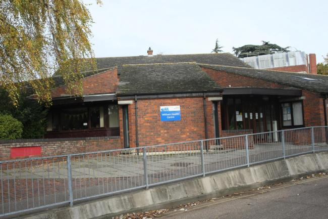 CLOSED: The GP surgery at Witham Health Centre