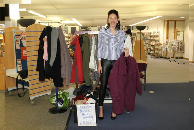 Chelmsford's coat exchange launched by once homeless council worker