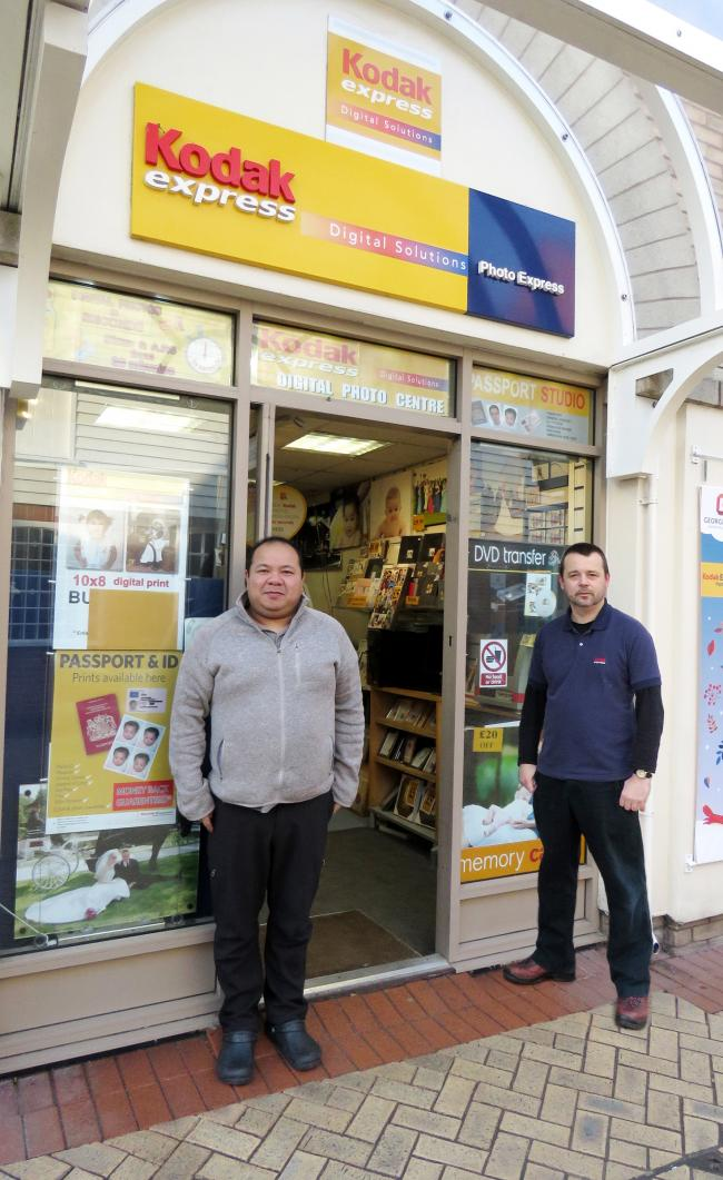 Kodak Express in George Yard, Braintree, to close after 26 years as