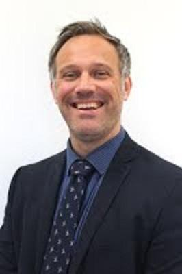EXCITED: James Saunders will become the headteacher at Honywood School next year