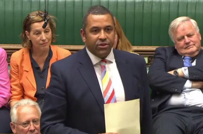 MP James Cleverly calls for no vote on Syria military action