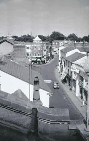 How things used to look about the town