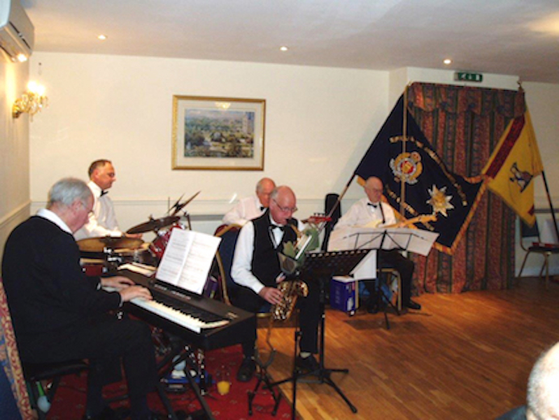 IAA Lunchtime Concert - The Wednesday Men