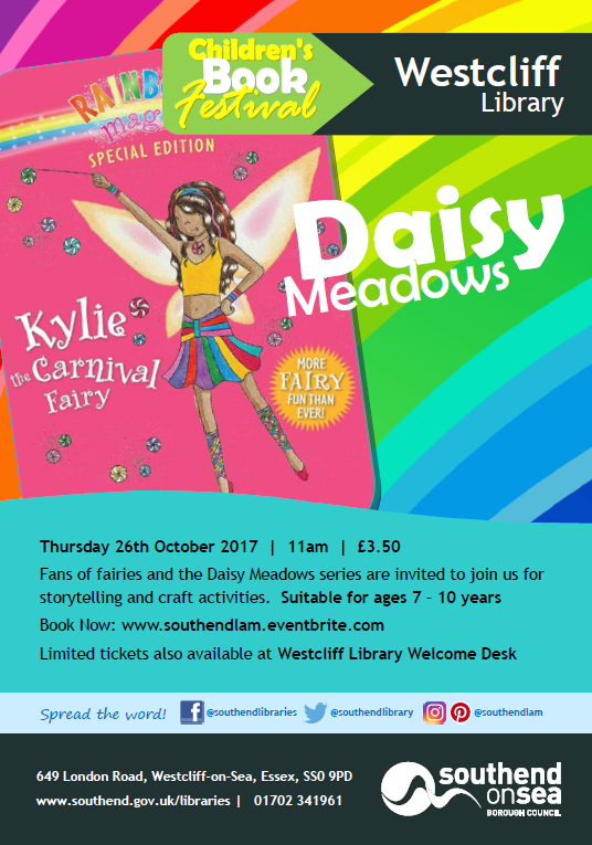Children's Book Festival: Daisy Meadows
