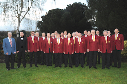IAA Lunchtime Concert - Suffolk Constabulary Male Voice Choir