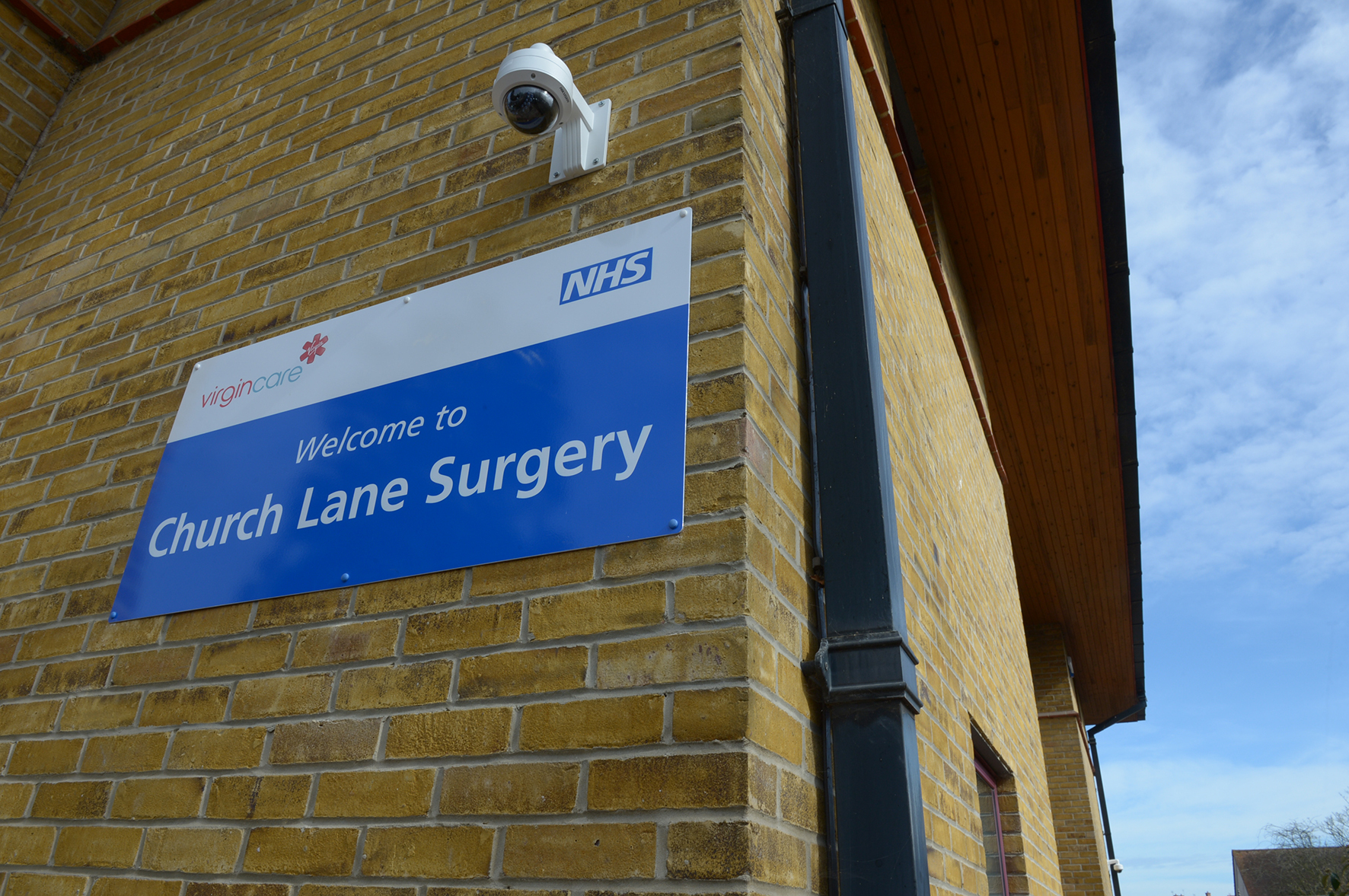 St Lawrence surgery has moved to The College at Braintree, Church Lane, Braintree..