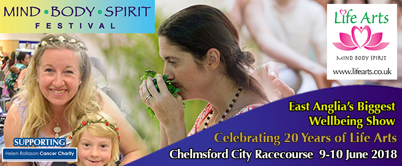 Chelmsford Mind Body Spirit Festiv