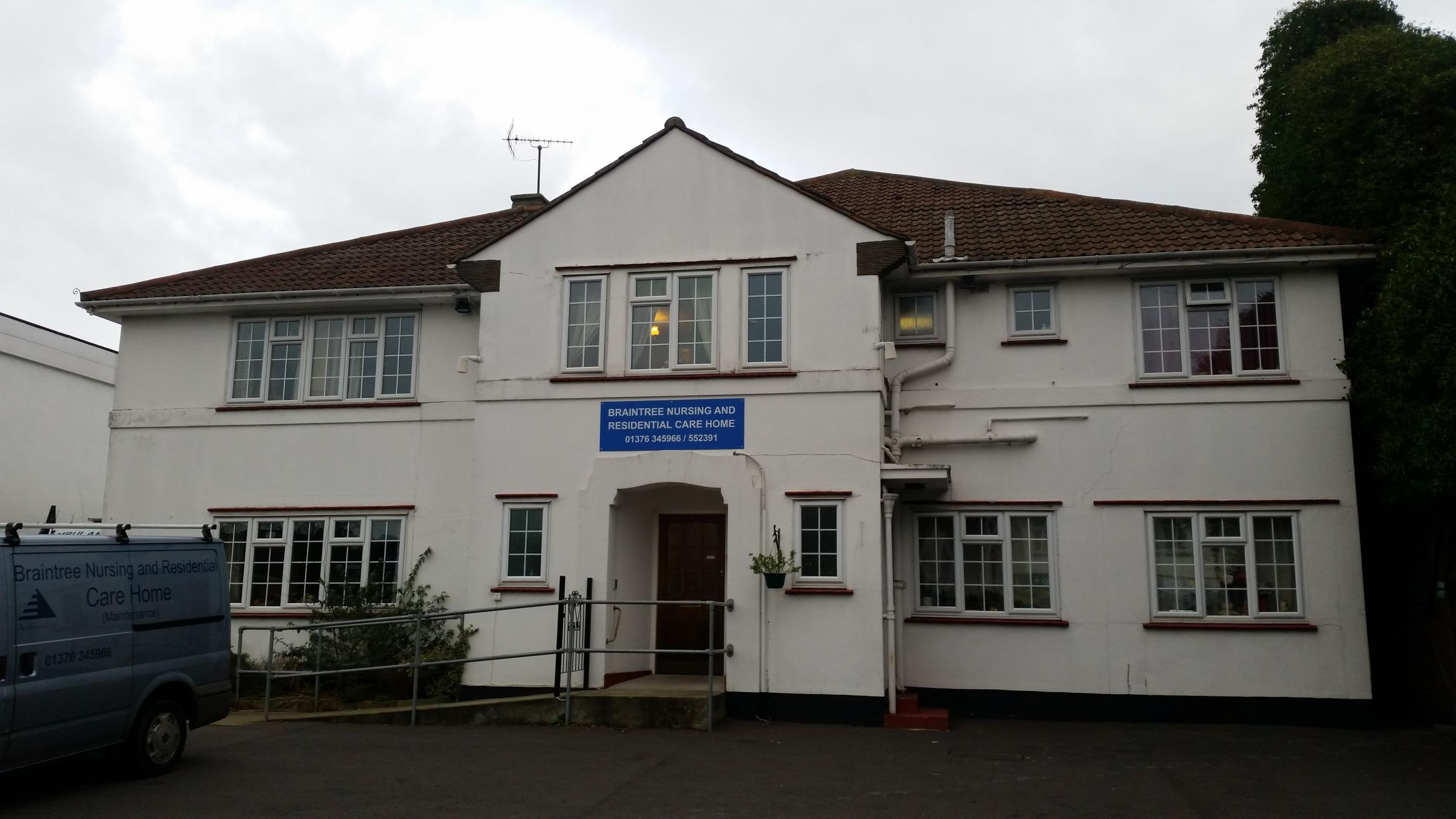 Braintree Nursing Home told to improve for third report in a row