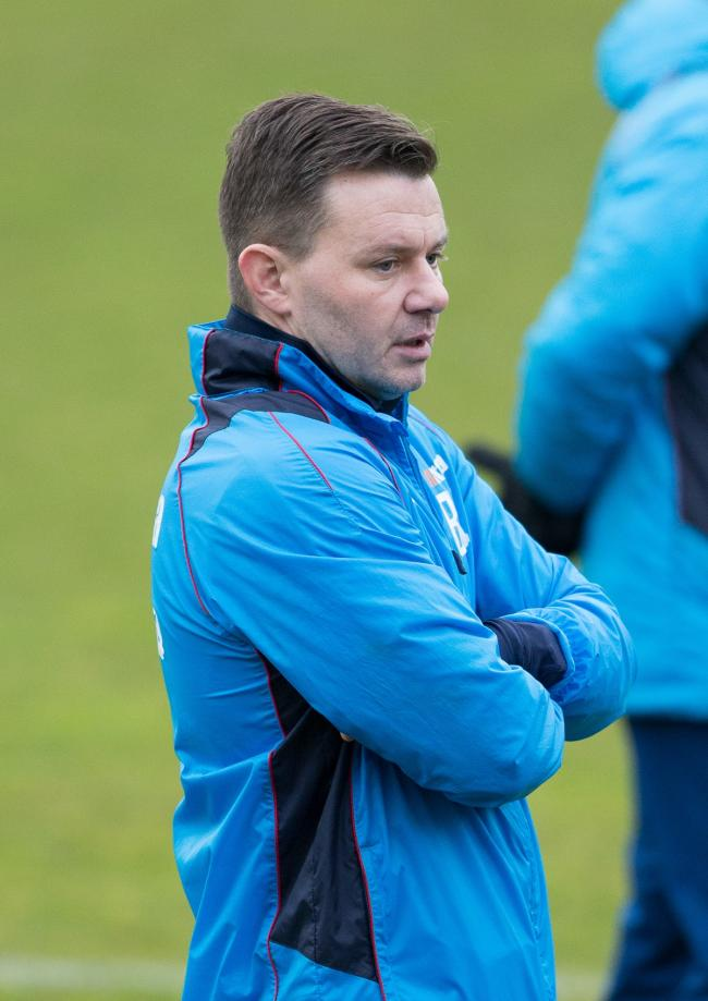 Braintree Town manager Brad Quinton. Picture: Chris Jarvis