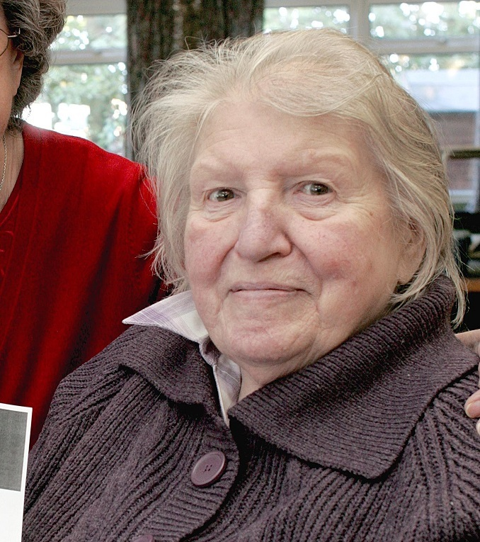 FIGHTER: Phyllis Webb was a staunch campaigner on issues like the NHS