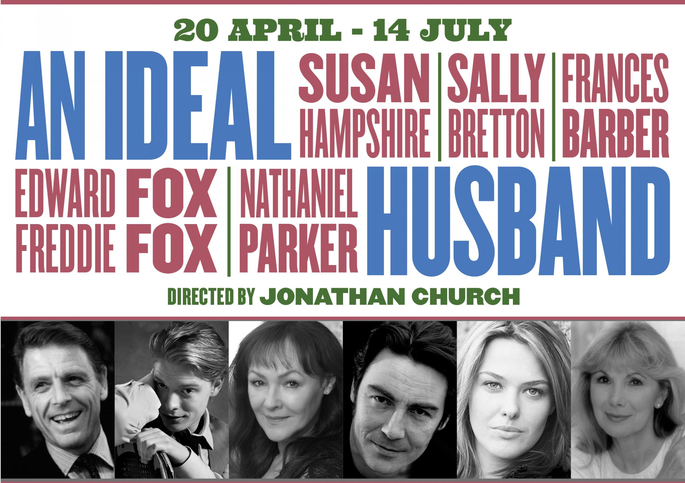 WIN tickets to see Oscar Wilde's An Ideal Husband, in the West End